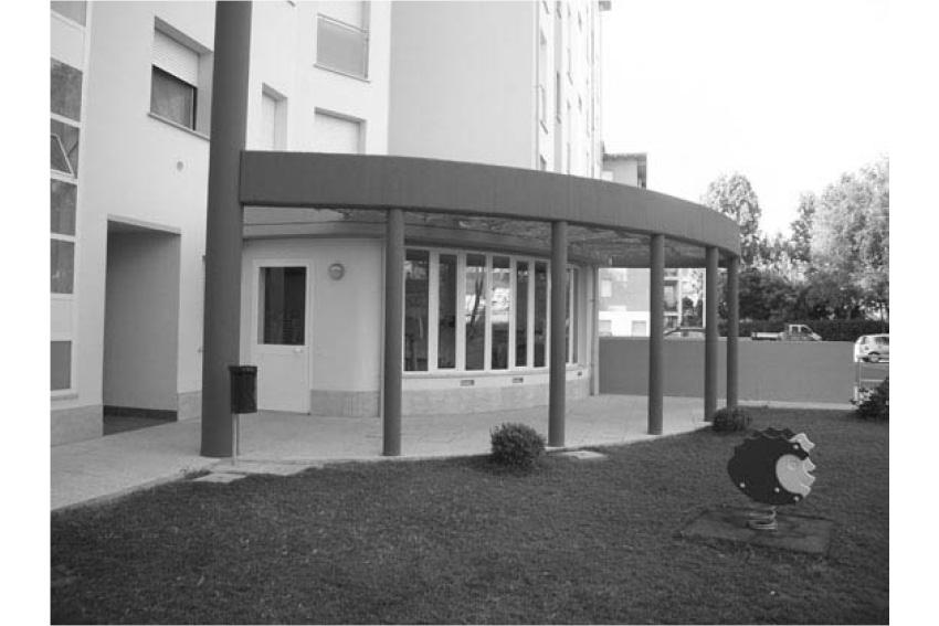 Edilizia Residenziale Bando Casa Dei Bambini e Bambine Modena - anno 2003